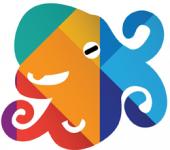 The Digital Scot mascot