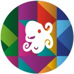 Angus the octopus - The Digital Scot mascot