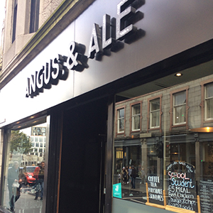 Angus and Ale Aberdeen