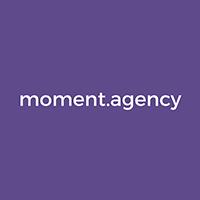 moment.agency Logo