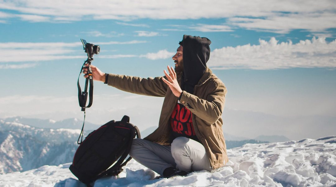 Travel vlogging – the rise of a new career