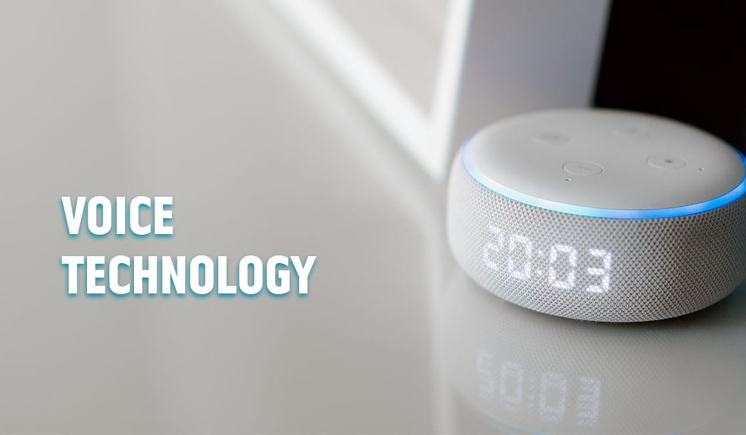 'Alexa' tell me why voice technology matters to digital marketing?